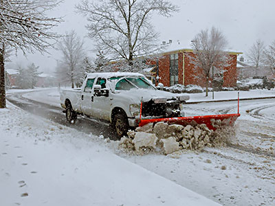 Snow Removal Gaithersburg, MD
